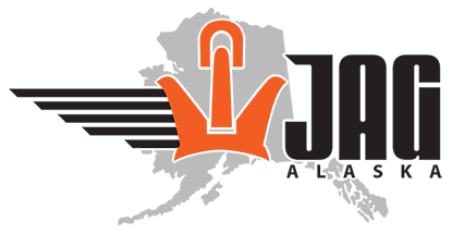 JAG ALASKA Logo