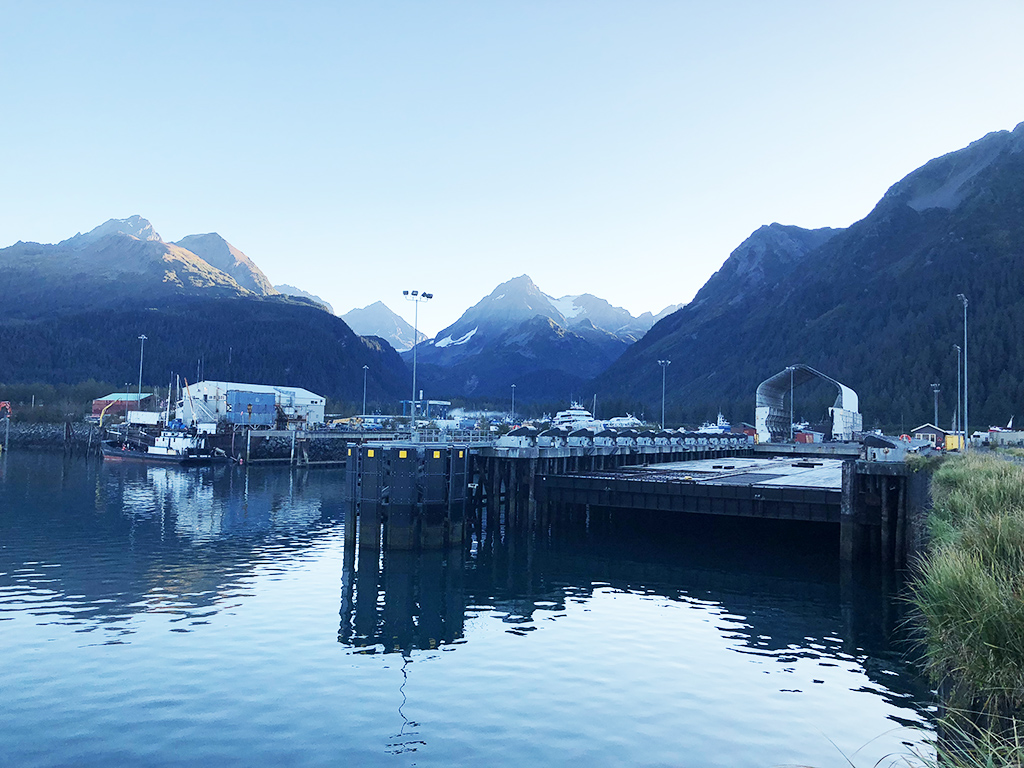 JAG Alaska Inc., Seward Shipyard